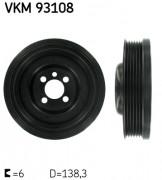 Ременный шкив SKF VKM 93108