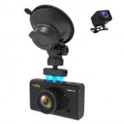 Автомобильный видеорегистратор Aspiring Expert 8 (EX896147) c Wi-Fi, GPS, SpeedCam, дополнительной камерой и магнитным креплением