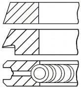 Поршневые кольца GOETZE 08-501200-00