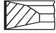 Поршневые кольца MAHLE 005 23 N0