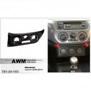 Переходная рамка AWM 781-24-103 для Mitsubishi Lancer 2000-2010
