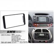 Переходная рамка AWM 781-07-040 для Toyota, 2 DIN