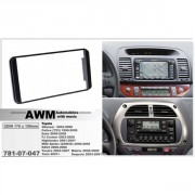 Переходная рамка AWM 781-07-047 для Toyota, 2 DIN