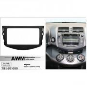 Переходная рамка AWM 781-07-050 для Toyota RAV4 2006-2012, 2 DIN