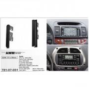 Переходная рамка (боковые вставки) AWM 781-07-051 для Toyota, 2 DIN
