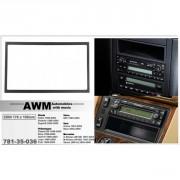 Переходная рамка AWM 781-35-036 для Mercedes-Benz, Seat, Skoda, Volkswagen, Volvo, 2 DIN