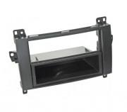 Переходная рамка ACV 281190-18 для Mercedes-Benz A, B класса, Viano, Vito, Sprinter / VW Crafter, 2 DIN / 1 DIN