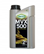Мотоциклетна моторна олива Yacco MVX 500 2T