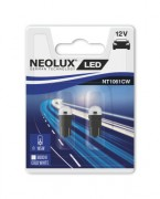 Комплект светодиодов Neolux NT1061CW-02B (T10 / W5W)