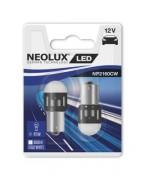 Комплект светодиодов Neolux NP2160CW-02B P21W (BA15S)