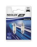 Комплект светодиодов Neolux NF6431CW-02B / NF6436CW-02B / NF6441CW-02B (C5W) 6000K