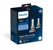 Комплект светодиодов Philips X-treme Ultinon 11005XUWX2 HB3 (9005) / HB4 (9006)