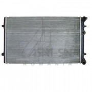 Радиатор охлаждения двигателя ASAM 55178