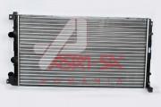 Радиатор охлаждения двигателя ASAM 32826