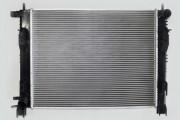 Радиатор охлаждения двигателя ASAM 32442