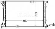 Радиатор охлаждения двигателя MAHLE CR 1505 000S