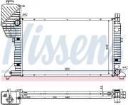 Радиатор охлаждения двигателя NISSENS 62685A