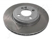 Тормозной диск ASHIKA 60-00-0151