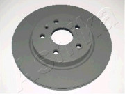 Тормозной диск ASHIKA 61-0W-W08