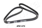 Поликлиновый (ручейковый) ремень ASHIKA 112-4PK1470