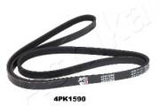 Поликлиновый (ручейковый) ремень ASHIKA 112-4PK1590
