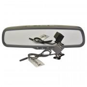 Штатное зеркало заднего вида с монитором, видеорегистратором и камерой заднего вида Prime-X S300 Full HD