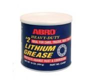 Литиевая смазка Abro Lithium grease №2 LG-857 (454г)