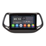 Штатная магнитола Sound Box SB-9235 1G для Jeep Compass 2017+ (Android 8.1)