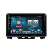 Штатная магнитола Sound Box SBM-9070 DSP для Suzuki Jimny 2020+ (Android 10)