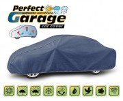 Тент для автомобиля Kegel Perfect Garage XL Sedan (синий цвет)