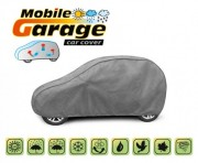 Тент для автомобиля Kegel Mobile Garage S2 Hatchback (серый цвет)