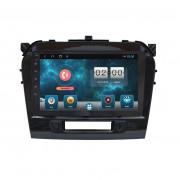 Штатная магнитола Sound Box SBM-8175 DSP для Suzuki Vitara 2015+ (Android 10)