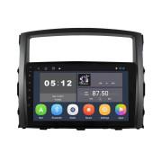Штатная магнитола Sound Box SB-8128 2G CA для Mitsubishi Pajero Vagon IV (Android 10)