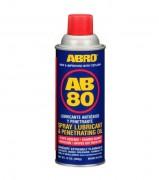 Многоцелевая проникающая смазка-спрей Abro AB-80 (283г)