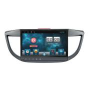 Штатная магнитола Sound Box SBM-7122 DSP для Honda CR-V 2012+ (Android 10)