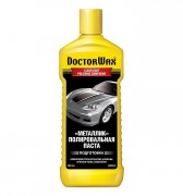 Полировальная паста `Металлик` Doctor Wax DW8312 (300мл)