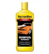 Полироль `Карнауба` Doctor Wax DW8217 (300мл)