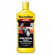 Очиститель-полироль для кузовной отделки черного цвета Doctor Wax DW8316 (300мл)