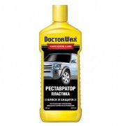 Doctor Wax Полироль-реставратор пластика Doctor Wax DW5219 (300мл)