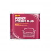 Жидкость для гидроусилителя руля и гидроприводов сцеплений Mannol 8980 Power Steering Fluid