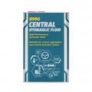 Синтетическое гидравлическое масло Mannol 8990 Central Hydraulic Fluid