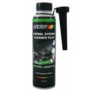 Очиститель топливной системы бензиновых двигателей Motip Petrol System Cleaner Plus 090630 (300мл)