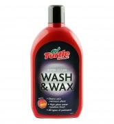 Автошампунь с воском Turtle Wax C.R. Super Clean Wash & Wax FG6867 (500мл)