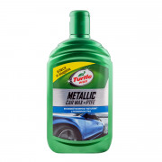 Полироль для ЛКП `металлик` Turtle Wax Metallic Car Wax + PTFE (тефлон) RU GL 52889 / 53020