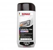 Sonax Цветной восковой полироль с карандашом Sonax Polish&Wax Color NanoPro (500мл)