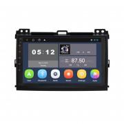 Штатная магнитола Sound Box SB-8113 2G CA для Toyota Land Cruiser Prado 120 (Android 10)