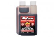 Присадка в бензин для повышения октанового числа с ER `Октан плюс` Hi-Gear HG3308 (237мл)