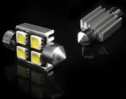 Комплект светодиодных (LED) плафонных ламп Falcon T10x36-4X
