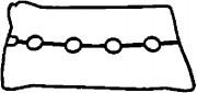 Прокладка клапанной крышки CORTECO 440000P