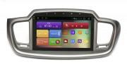 Штатная магнитола RedPower 31242 IPS для Kia New Sorento 2015+ (Android 7+)